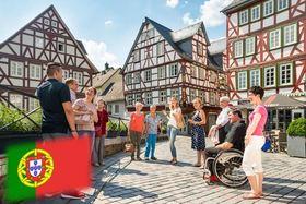 Bild: Protugiesische Altstadtführung