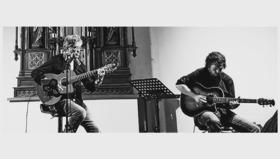Bild: Passion, Grace & Fire - Eine Reise durch die Welt der akustischen Gitarre mit Wolfgang Gerhard und Serkan Karaman