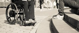 Bild: Spurwechsel - Gesichter der Multiplen Sklerose - Ein Foto-Text-Projekt der DMSG OV Köln