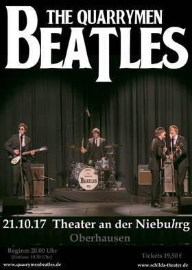 Bild: The Quarrymen Beatles