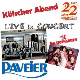 Bild: Kölscher Abend - 22 Jahre STADTGARDE Ludwigshafen