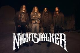 Nightstalker - As Above So Below - Tour 2017 - Support: Gran Duca