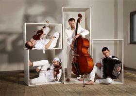 Uwaga - Ein Sound zwischen Klassik, Jazz, Gipsy und Pop