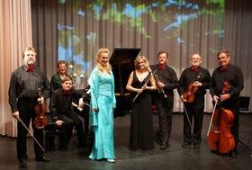 Bild: Musikalisches Frühlingserwachen - mit Christine Schmid & Ensemble