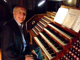 Bild: 4. Orgelkonzert