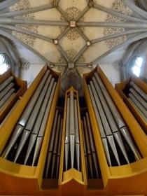 Bild: Silvesterkonzert mit dem Trompetenensemble Thomas Reiner, Stuttgart - Festliche Trompetengala für acht Trompeten, Pauken und Orgel