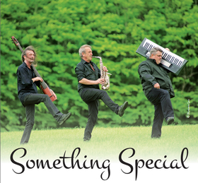 Bild: Georg Nussbaumer & Richard Wester feat. Peter Pichl (Bass) - Something Special