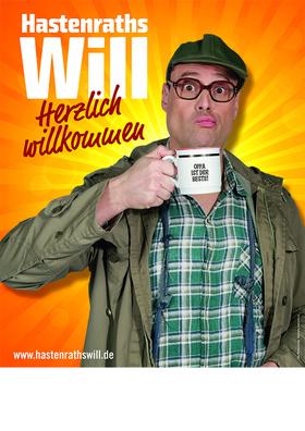 Bild: Hastenraths Will - Herzlich willkommen