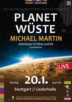 Bild: Planet Wüste - Michael Martin LIVE