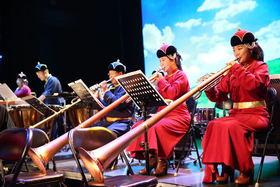 Bild: Mongolia Folk Orchestra of China