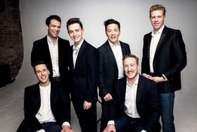 Bild: The King´s Singers - 50th anniversary tour