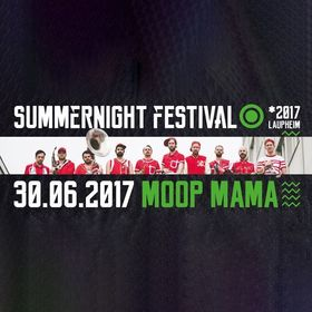 Bild: Tageskarte Freitag - MOOP MAMA / Qunstwerk / Grup Huub  /  Yi1