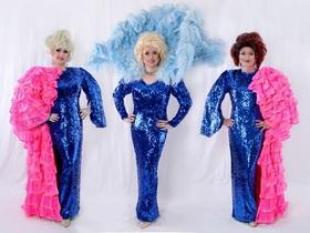 Golden Girls: Die neue Revue Show - Kunst der Travestie