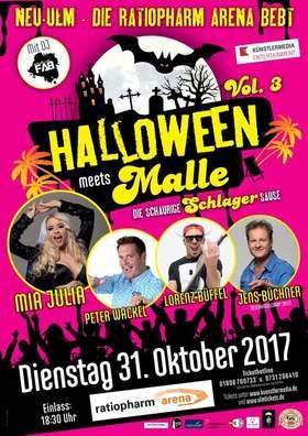 Bild: Halloween meets Malle - Die schaurige Schlager Sause Vol. 3