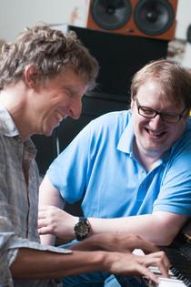 Wahl und Claassen: 2 Männer am Klavier