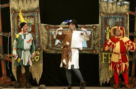 Bild: Kikeriki Theater - on tour -