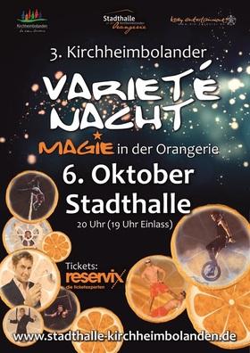 Bild: Magie in der Orangerie