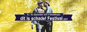 Bild: dit is schade! Festival