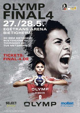 Bild: OLYMP Final4 - Halbfinalspiele