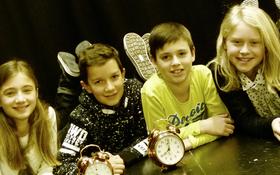 Bild: Ausgetickt - Die Stunde der Uhren - Ein Musical für die Ganze Familie