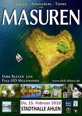 Live-Multivision - Masuren mit Dirk Bleyer