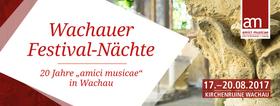 Bild: Wachauer Festival-Nächte: Festival-Pass 2017