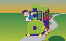 Bild: Jim Knopf und Lukas der Lokomotivführer - Nach dem Kinderbuch von Michael Ende