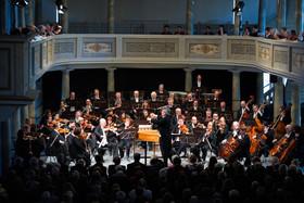 Bild: Neujahrskonzert Brandenburgisches Staatsorchester