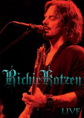 Bild: RICHIE KOTZEN - supp.: The Konincks - Salting Earth Euro Tour 2017