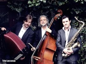 Bild: Junge Meister der Klassik: Trio Laccasax on Tour, CD Release