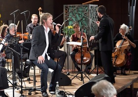 """Bild: Fools Garden & Südwestdeutsches Kammerorchester Pforzheim: """"Rock'n'Classic"""""""