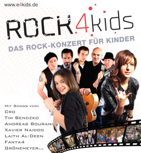 Bild: Rock4Kids - Kinderrockkonzert mit Jörg Schreiner and friends