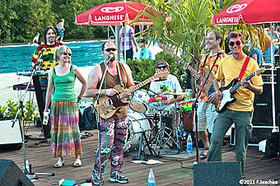 Bild: Indoor Rock – Summertime-Reggae meets Summertime-Blues - YOYO          +          B.B. and The Blues Shacks