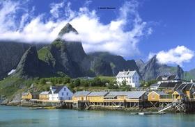 Bild: Norwegen - Durch die Fjorde in die Arktis - von und mit Reiner Harscher