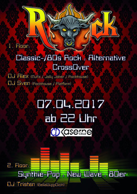 Bild: Rock to the 80ies Vol.4 - Alternative, 80er, Classic Rock, Crossover, NuMetal, Metal