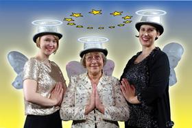 Bild: Drei Engel für Angie