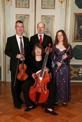 Bild: Das neue Quartett     Telemann - Pariser Quartette