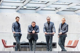Bild: Ensemble Quartonal - Musik für Vokalquartett zur Passionszeit, moderne Arrangements und Orgelmusik