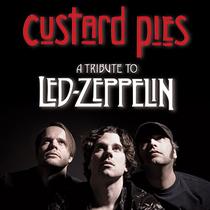 Bild: Custard Pies - A Tribute To Led Zeppelin