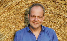 Bild: Michael Kumpfmüller liest aus seinem Roman