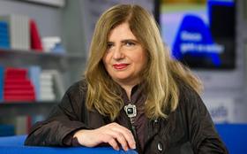 Bild: Sibylle Lewitscharoff liest aus ihrem Roman
