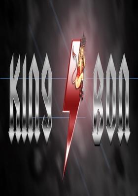 Bild: KING/BON - Germany's Greatest AC/DC Tribute Band