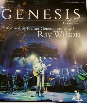 Bild: Ray Wilson Band - Tour: Genesis Classic