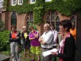 Bild: Radtouren auf den Spuren der Reformation - Radtour Kloster Ebstorf