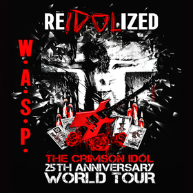 Bild: W.A.S.P. - The Crimson Idol 25th Anniversary