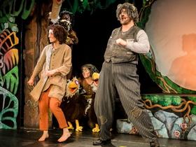 Bild: Das Dschungelbuch - Theater  Lichtermeer