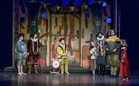 Bild: Der kleine Ritter Trenk - Junges Theater Bonn