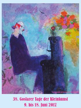 Bild: Dauerkarte Goslarer Tage der Kleinkunst