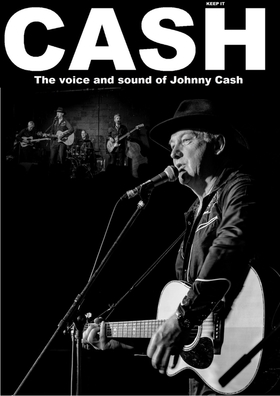 KEEP IT CASH - the voice and sound of JOHNNY CASH