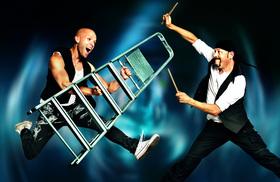"""Bild: POWER! PERCUSSION - """"Crazy about rhythm""""-Tour - Eine geniale Mischung aus Konzert, Performance und Bühnenshow"""